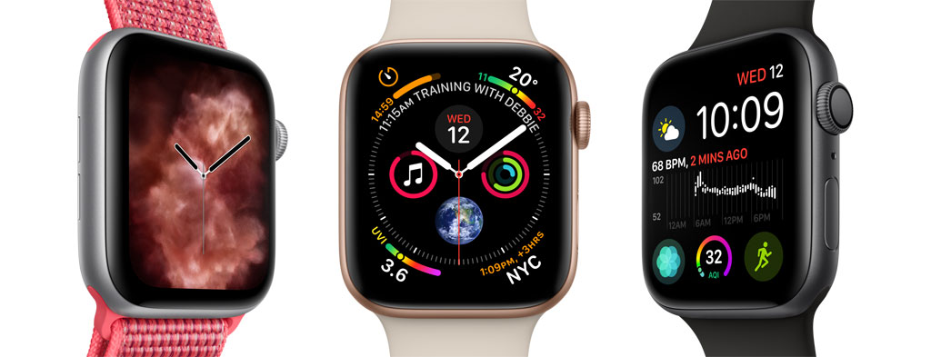 Image result for Apple Watch Series 4 GPS+Cellulare 40mm
